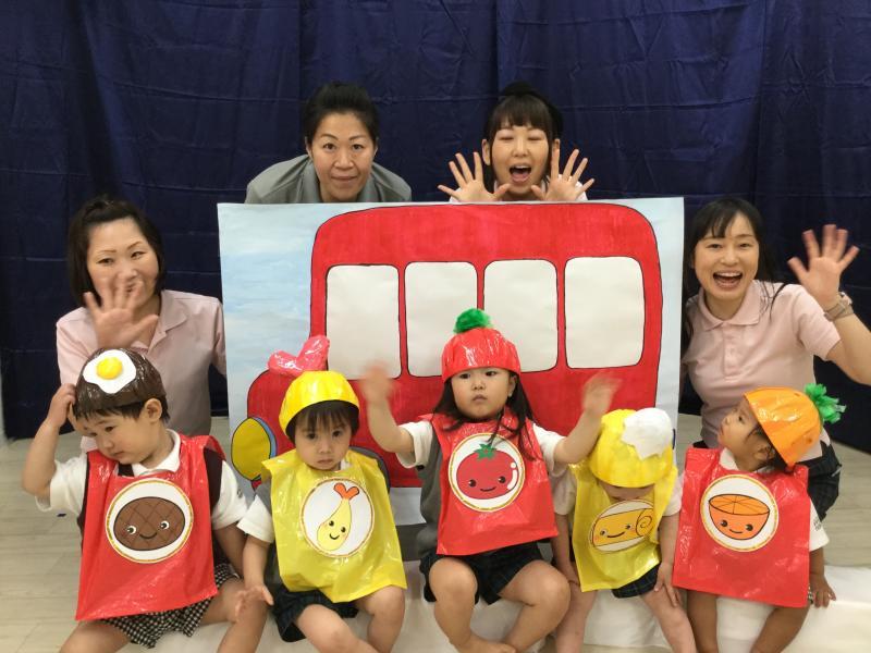 生活発表会!《大阪市西区、新町にある幼児教育一体型学べる保育園》
