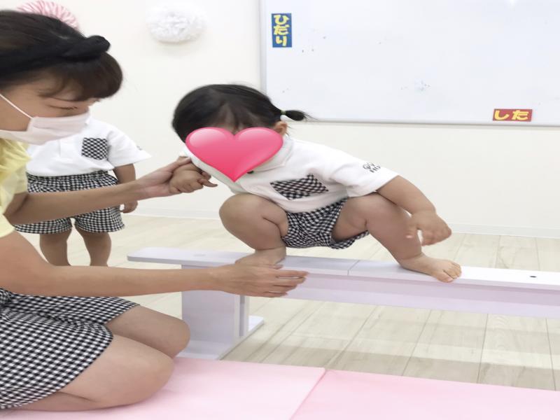 月曜日カリキュラムは体操です!《大阪市西区、新町にある幼児教育一体型保育園HUGアカデミー》