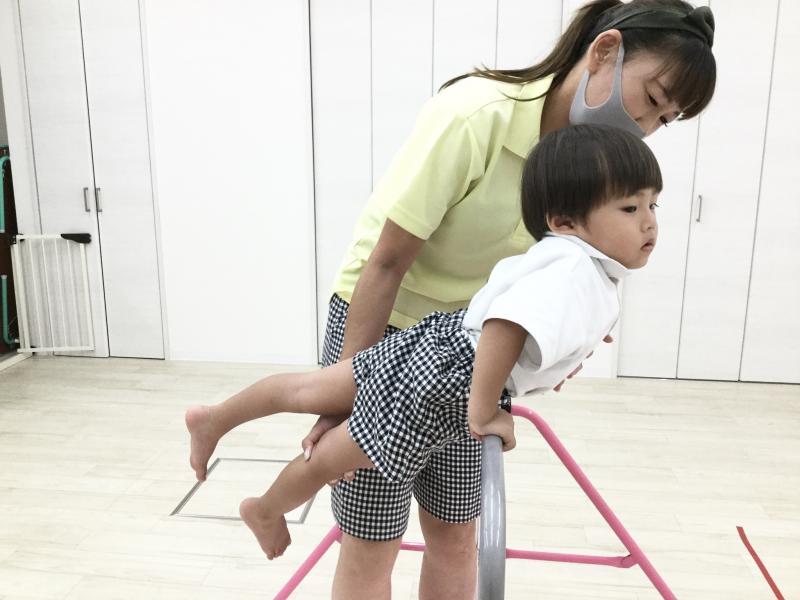 月曜日のカリキュラムは体操です!《大阪市西区新町にある幼児教室一体型保育園》かんし