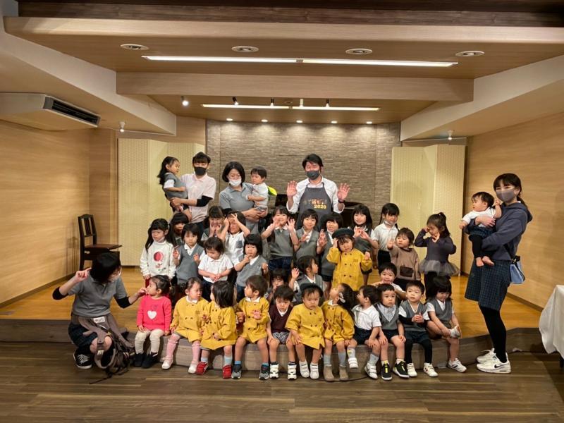 バイオリン体験に行って来ました♪《大阪市西区、新町にある幼児教室一体型保育園》