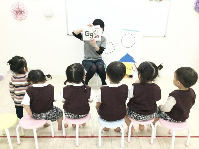 発表会まで後5日☆《大阪市西区、新町にある幼児教室一体型保育園》