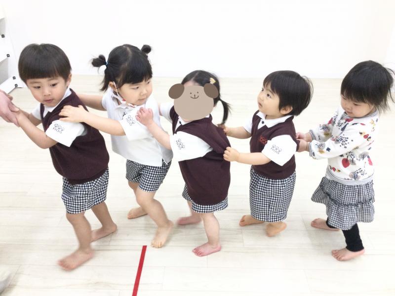 発表会練習&楽しいひな祭り♡《大阪市西区、新町にある幼児教室一体型保育園》