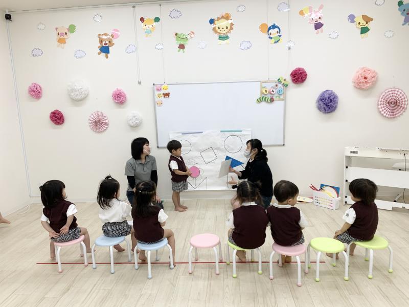 リハーサルをしました!《大阪市西区、新町にある幼児教室一体型保育園》