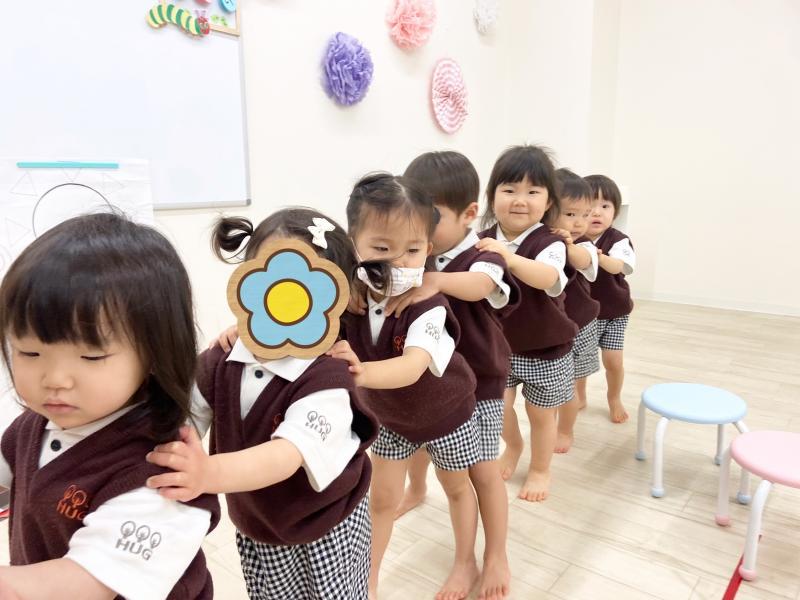 発表会練習最終日☆《大阪市西区、新町にある幼児教室一体型保育園》