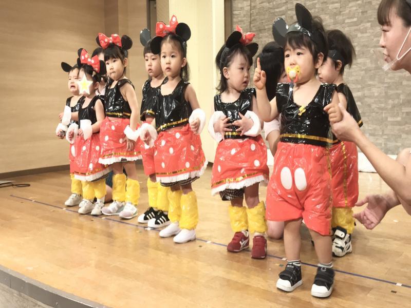 ☆HUGグラディエーションDAY☆《大阪市西区、新町にある幼児教室一体型保育園》