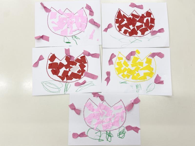 水曜日カリキュラムクラフトはです!《大阪市西区、新町にある幼児教育一体型保育園HUGアカデミー》