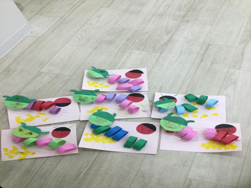 金曜日カリキュラムは絵画です!《大阪市西区、新町にある幼児教育一体型保育園HUGアカデミー》