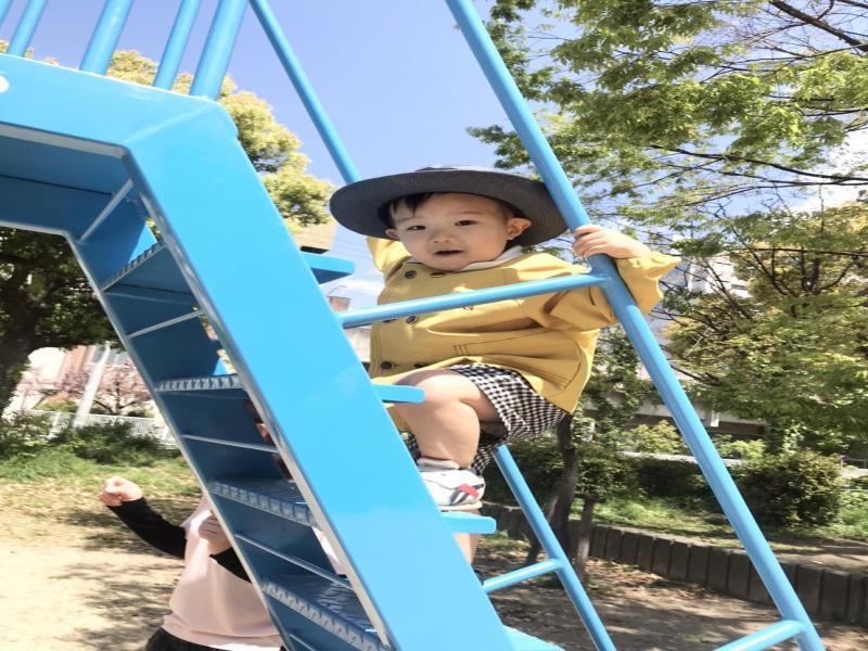 遠足に行ってきました!《大阪市西区、新町にある幼児教育一体型保育園HUGアカデミー》