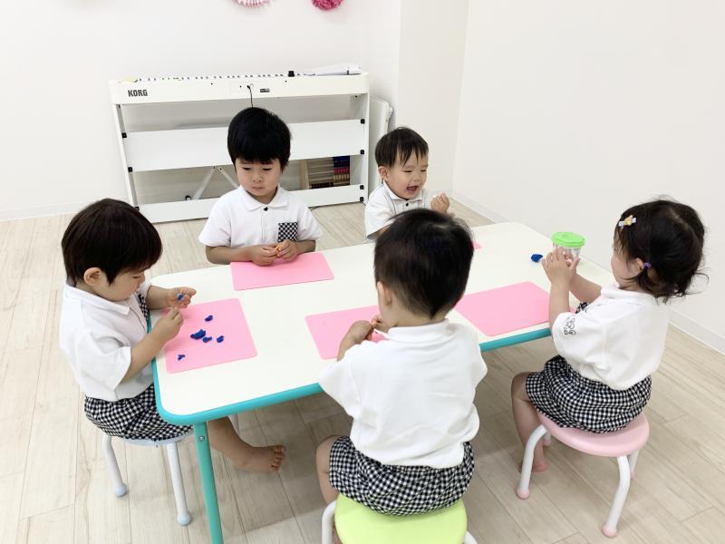月曜日カリキュラムは基礎・課外学習です!《大阪市西区、新町にある幼児教育一体型保育園HUGアカデミー》