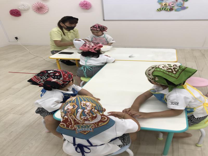 月曜日カリキュラムは 課外学習です!《大阪市西区、新町にある幼児教育一体型保育園HUGアカデミー》