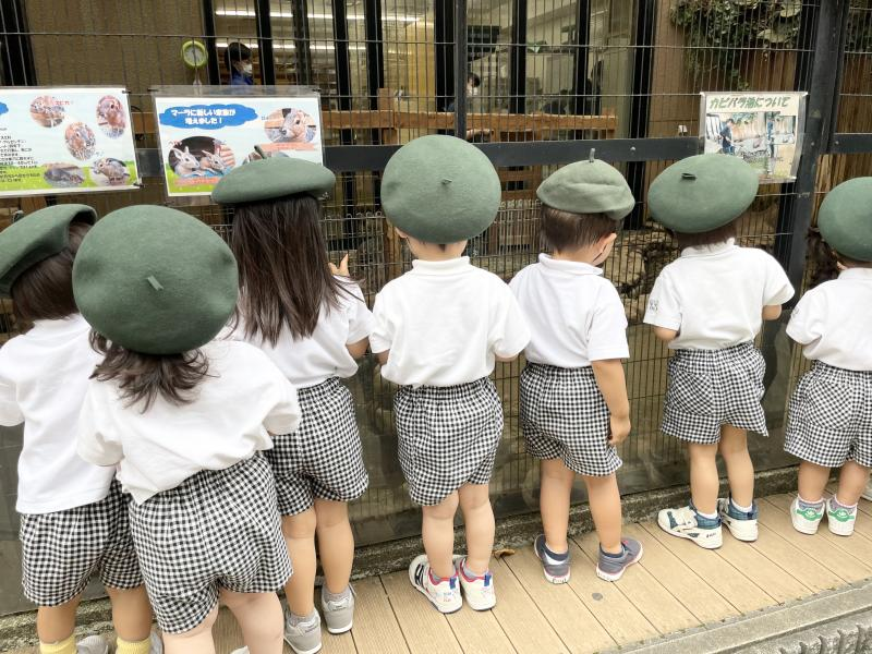 水曜日カリキュラムは英語です!《大阪市西区、新町にある幼児教育一体型保育園HUGアカデミー》